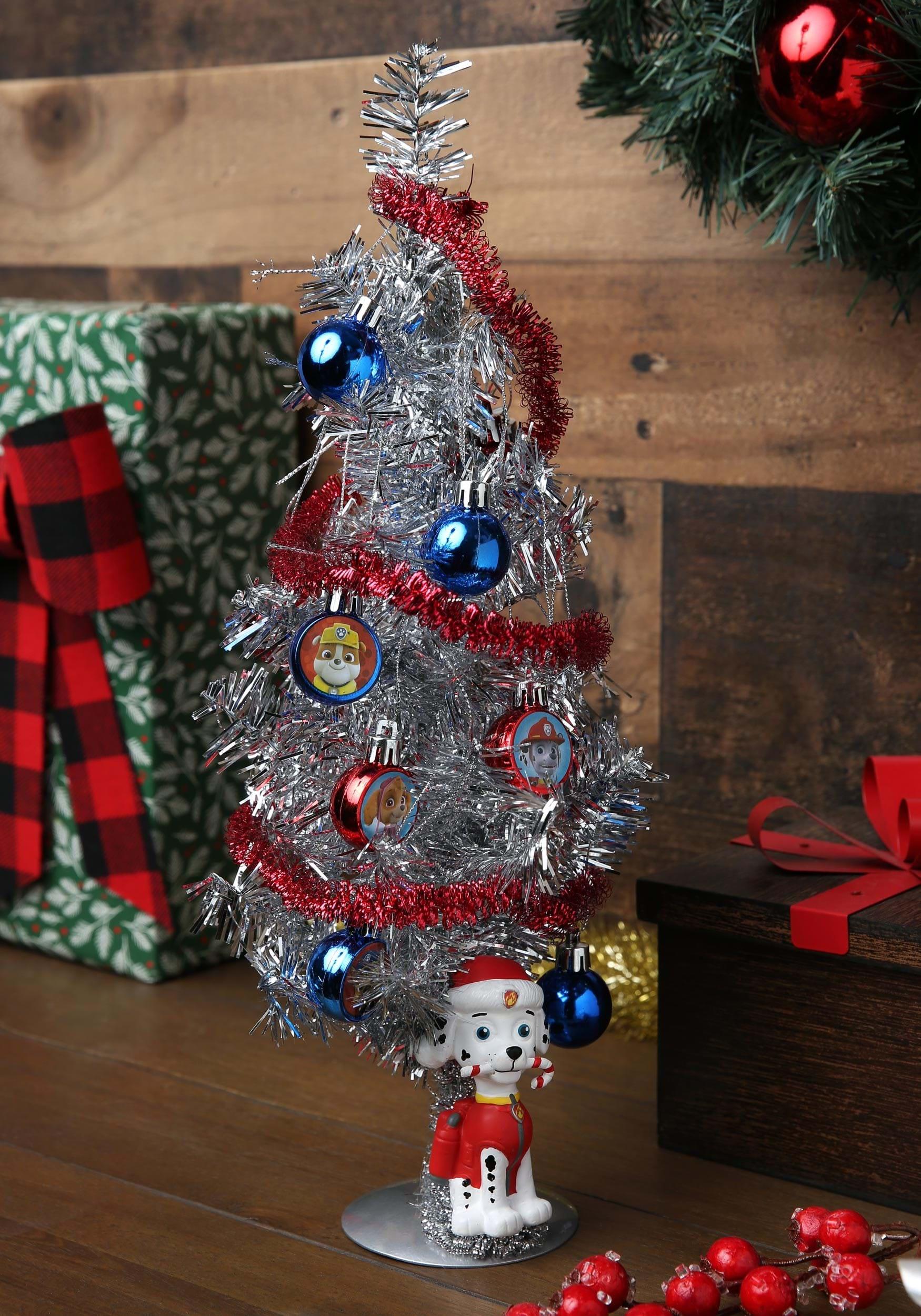 3 Holiday Christmas Ornaments Kurt S Adler Paw Patrol Chase Marshall Skye