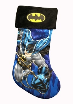 Batman Printed Stocking