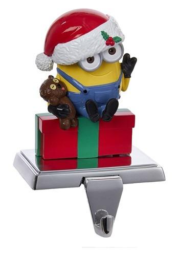 Minion Bob w/ Bear Stocking Holder
