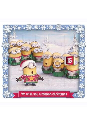 Despicable Me Minion Advent Calendar