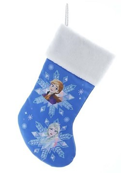 Frozen Elsa & Anna Stocking