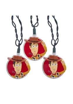 Toy Story Woody 10 Light Set