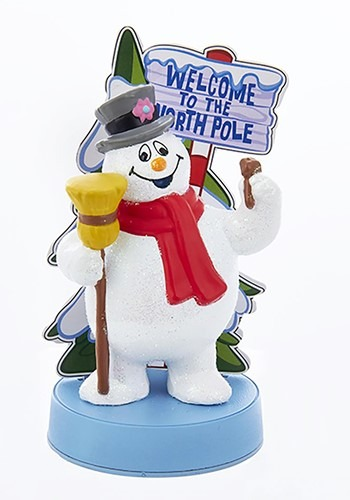 Frosty the Snowman Tablepiece