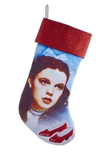 Wizard of Oz Dorothy Stocking