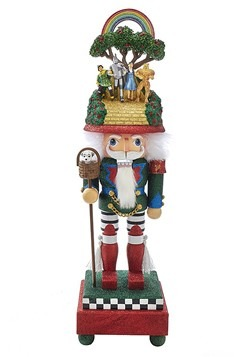 Wizard of Oz Hollywood Premium Wind Up Musical Nutcracker