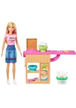 Barbie Noodle Bar Blonde Doll