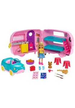 Barbie Chelsea Camper Playset update