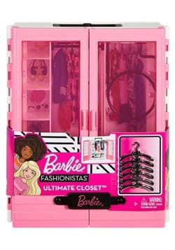 Barbie Ultimate Closet + Doll