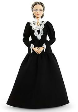 Inspiring Woman Barbie Susan B Anthony Doll
