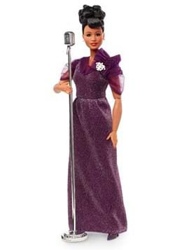 Inspiring Women Barbie Ella Fitzgerald Doll