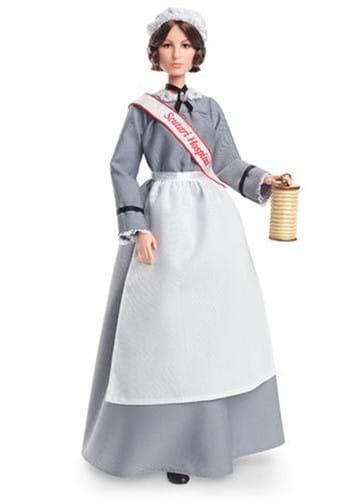 Barbie Inspiring Women Florence Nightingale Doll update