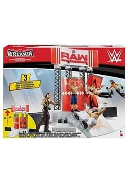 WWE Wrekkin Entrance Stage update
