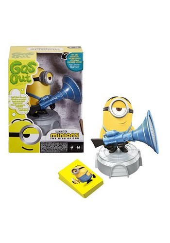 Gas Out Minions Game