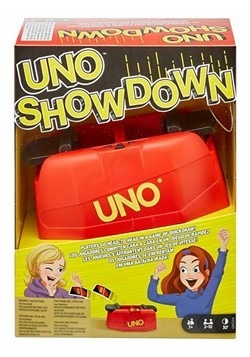 Uno Showdown update