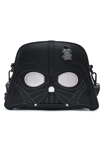 POP Star Wars Darth Vader Pin Crossbody from Loungefly