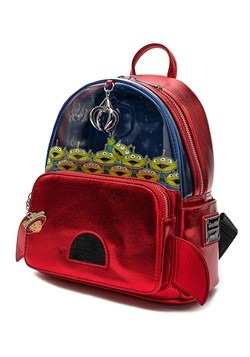 Loungefly Toy Story Claw Machine Mini Backpack