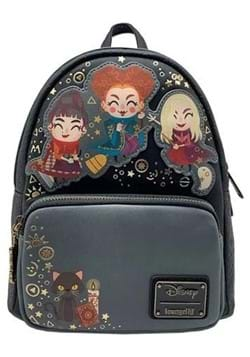 Loungefly Hocus Pocus Chibi Mini Backpack