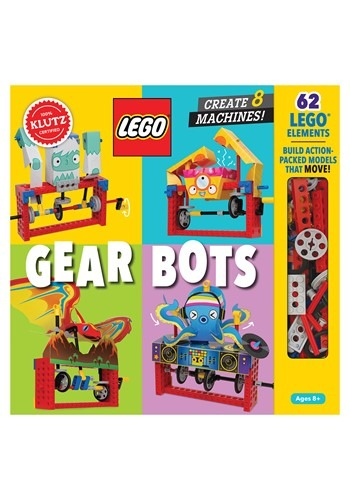 LEGO Gear Bots Activity Kit