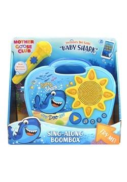 Baby Shark Sing-Along Boombox