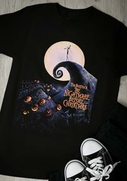 Nightmare Before Christmas Poster Shirt for Adults Upd