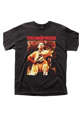 Leatherface & Grandpa Sawyer Shirt