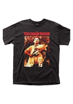 Leatherface & Grandpa Sawyer Shirt