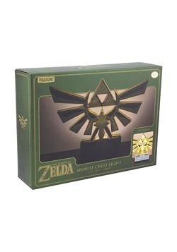 Legend of Zelda Hyrule Crest Light