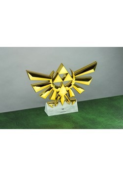 Legend of Zelda Hyrule Crest Light Alt 1