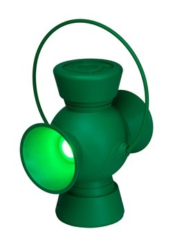 DC Comics Green Lantern Lamp