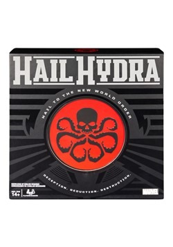 Marvel Hail Hydra Game
