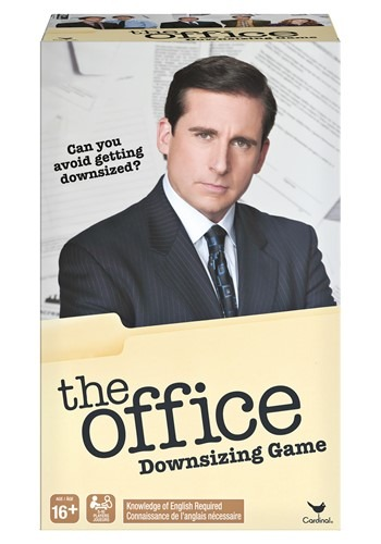 The Office TV Show Downsizing Party Quiz Game