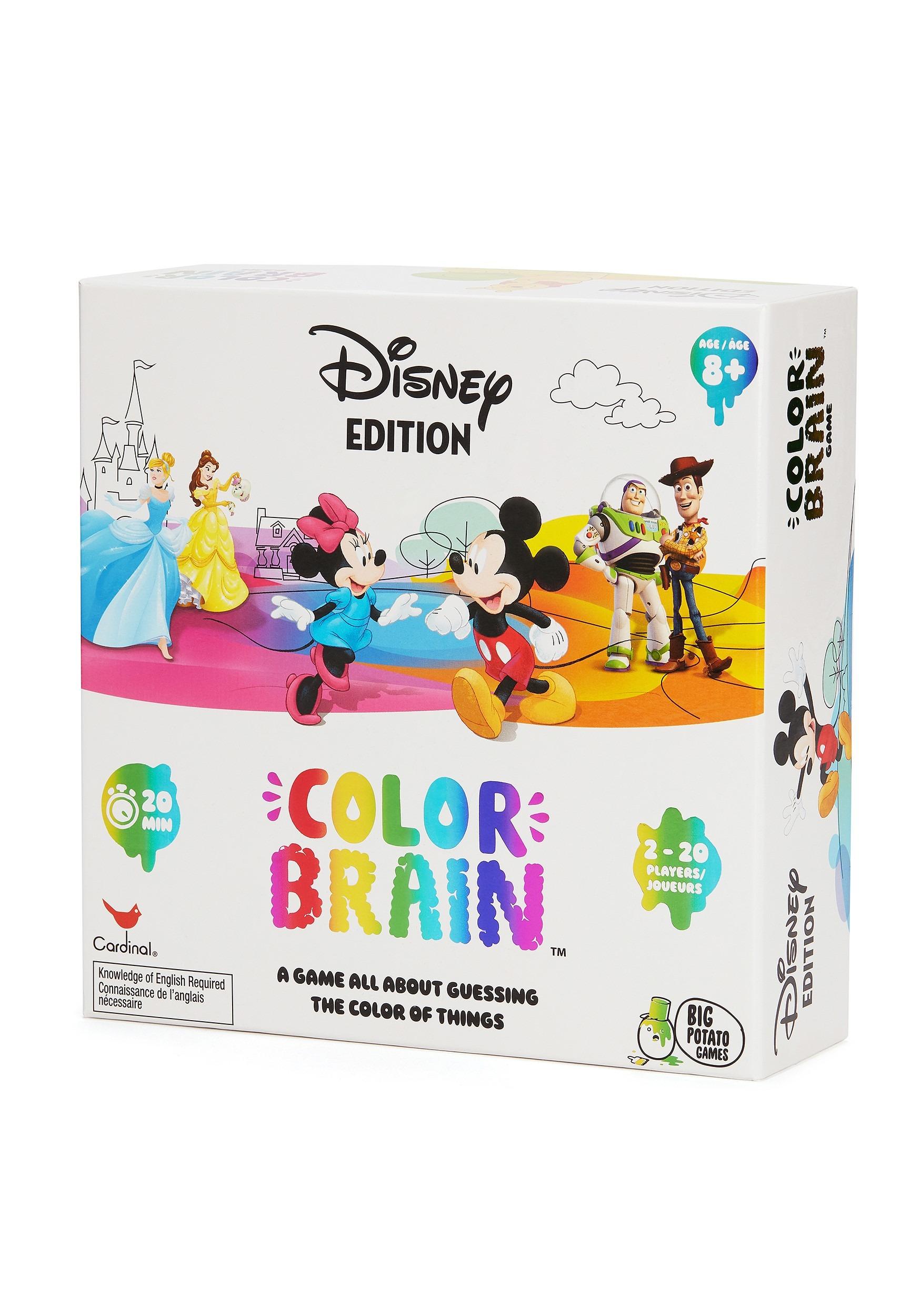 Colorbrain Disney Board Game
