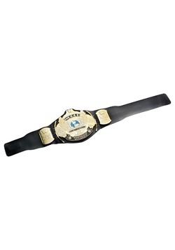 WWE Winged Eagle Classic World Championship Belt