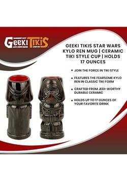 Geeki Tiki Kylo Ren Mug Alt 2