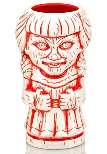 UPC 850003793993 product image for Geeki Tiki Annabelle Doll Mug | upcitemdb.com