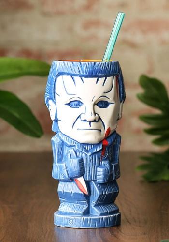 UPC 850009015181 product image for Geeki Tiki Michael Myers Halloween Mug | upcitemdb.com
