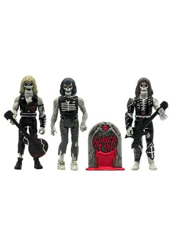 Slayer Reaction Live Undead Action Figure 3-Pack main