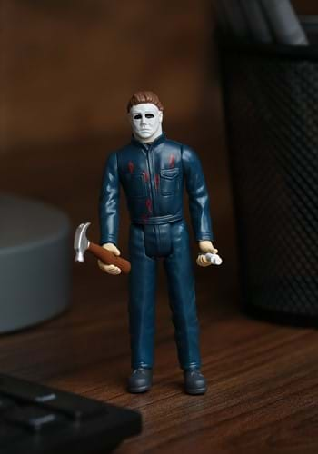 Reaction Halloween 2 Michael Myers