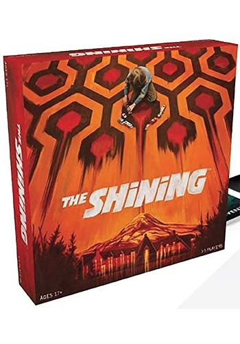 The Shining Horror Board Game