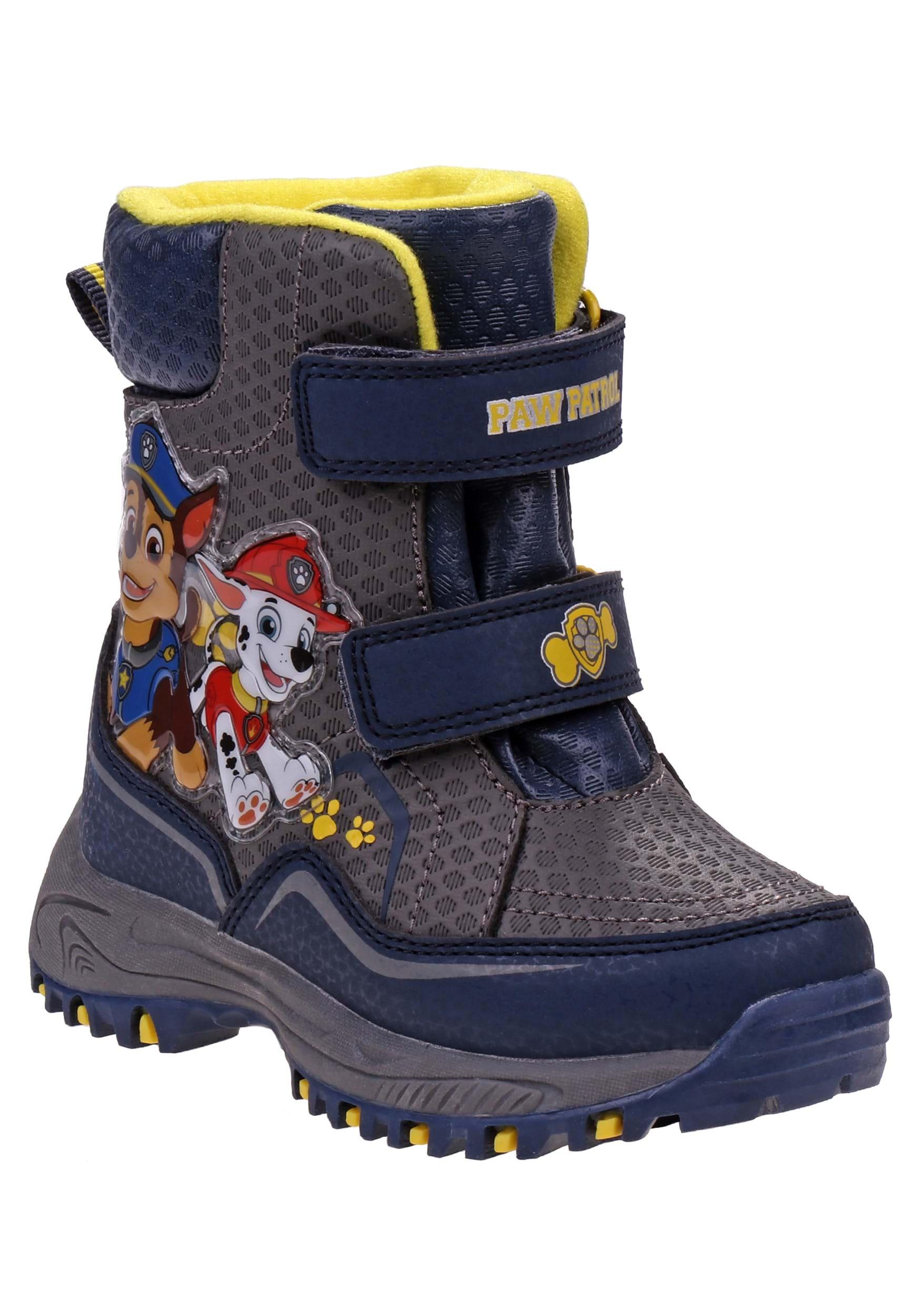 Kids Paw Patrol Snow Boots