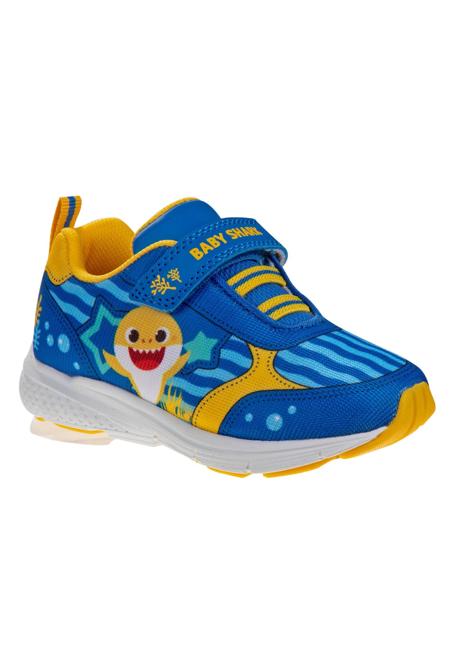 Pinkfong Baby Shark sneaker for Kids