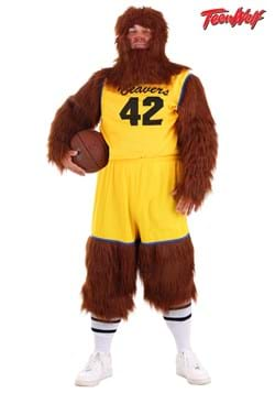 Mens Plus Size Teen Wolf Costume