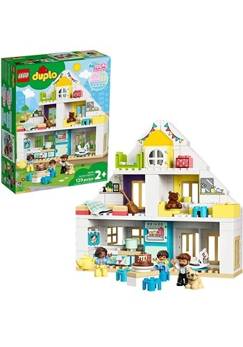 LEGO DUPLO Town Modular Playhouse Building Set