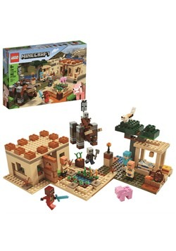 LEGO Minecraft The Pillager Raid
