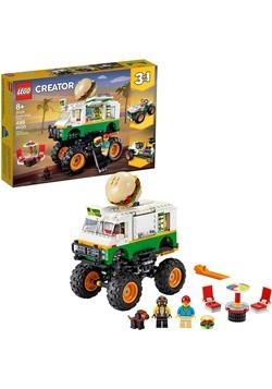 LEGO Creator Monster Burger Truck Building Set