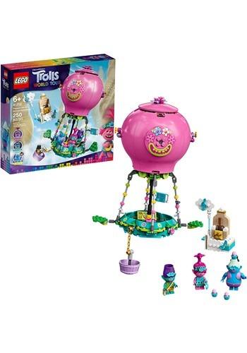 LEGO Trolls Poppy's Hot Air Balloon Adventure Buil