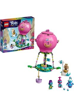 LEGO Trolls Poppy's Hot Air Balloon Adventure Buil