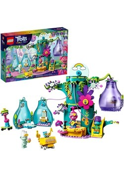 LEGO Trolls Pop Village Celebration Building Set