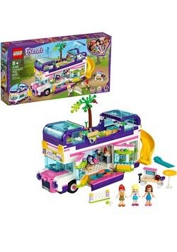 LEGO Friends Friendship Bus Building Set