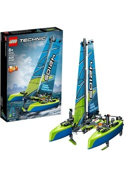 LEGO Technic Catamaran Building Set